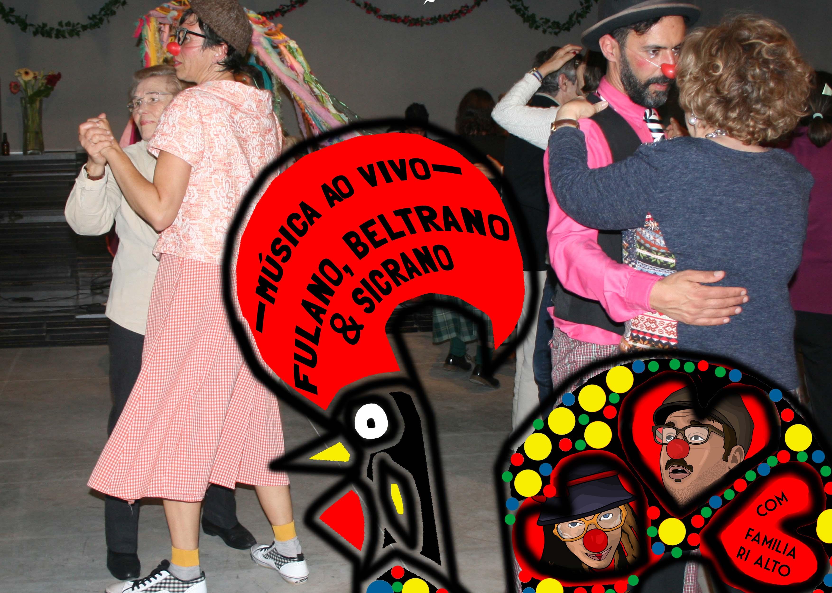 Bailarico Cómico à Boa Portuguesa