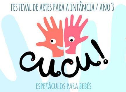CUCU! Festival de Artes para a 1ª Infância